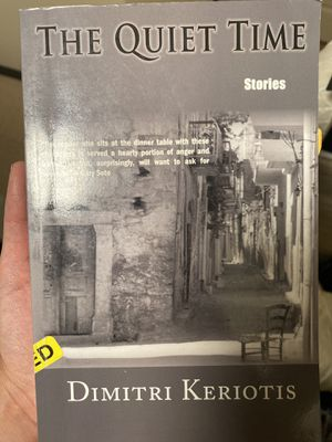 The quiet times by Dimitri Keriotis for Sale in Modesto, CA