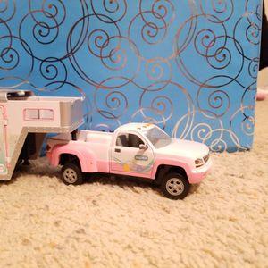 Pink Breyer Horse Trailer for Sale in Magnolia, TX