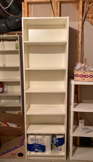 2 IKEA bookshelves for Sale in Montclair, VA