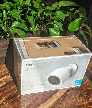 Google Nest Outdoor Camera IQ (2Pack) for Sale in Thornton, CO