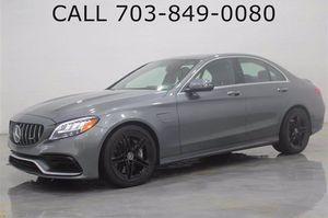 2019 Mercedes-Benz C-Class for Sale in Fairfax, VA