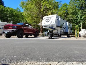2019 Keystone Carbon 357 Toy Hauler for Sale in Marysville, WA