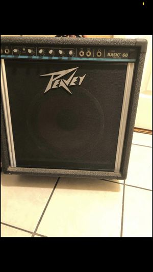 PEAVEY basic 60 for Sale in Oakland, CA