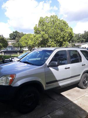 2004 Honda CRV for Sale in Tampa, FL