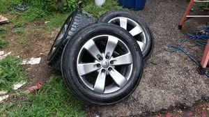 20 inch Ford f150 fx4 sport wheels oem for Sale in Dallas, TX