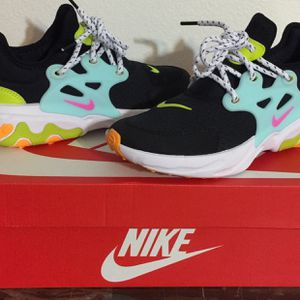 NIKE PRESTO REACT SIZE 6Y $50 FIRM for Sale in Kissimmee, FL