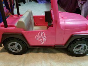 Doll Jeep for Sale in Richmond, VA