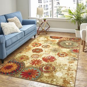 Area Rug Decoration for Living Room, Dining Room, Bedroom for Sale in Bluffdale, UT