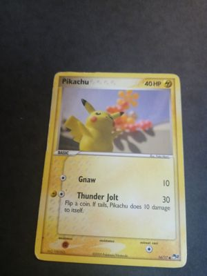 Pikachu Pokemon cards for Sale in Chicago, IL