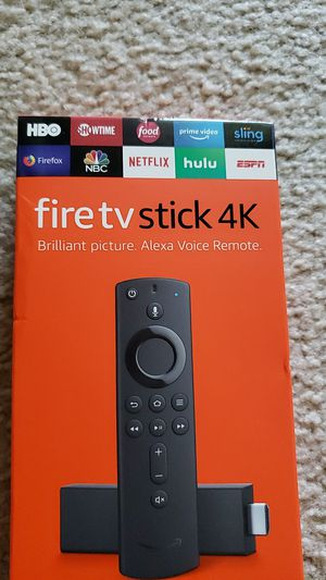 Amazon Fire TV Stick 4K for Sale in Spring Hill, FL