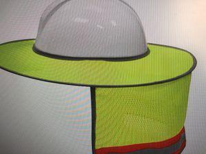 Hard hat sun shade visor $10.00 for Sale in Yuma, AZ