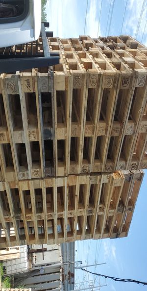 Euro pallets for sale $ for Sale in Dallas, TX