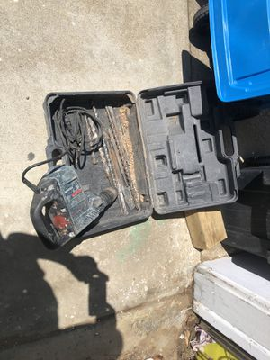 Bosch hammer for Sale in South San Francisco, CA