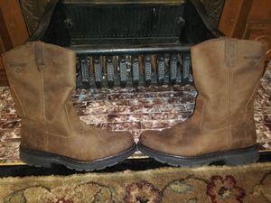 Wolverine- Mens slip resistant 10' Wellington work boot for Sale in Beaver Falls, PA