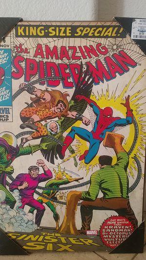 Spider-Man Wall Art for Sale in Avondale, AZ