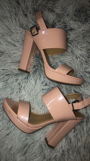 Pink nude heels for Sale in Fairview, TN