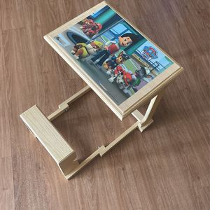 Kids Wood Study Desk/ Chair - Paw Patrol for Sale in San Diego, CA