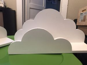 Cloud bookshelf's for Sale in Tracy, CA
