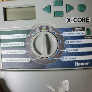 Sprinkler System Hunter XC-6 for Sale in Plano, TX
