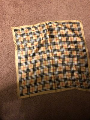 Burberry bandanna !!! for Sale in Lake Mary, FL