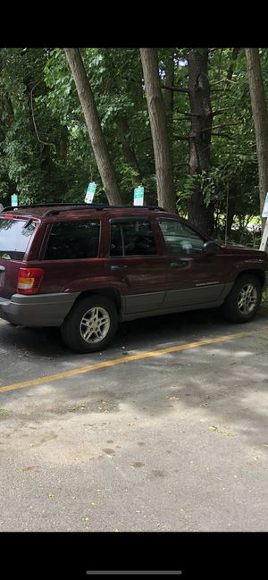 2002 Grand Cherokee Laredo Jeep for Sale in Washington, DC