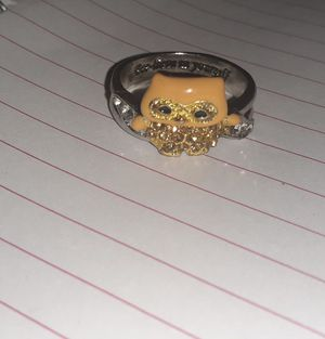 Fashionable rings and necklace for Sale in Cuyahoga Falls, OH