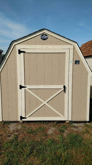 8X12 Barn for Sale in Mulberry, FL