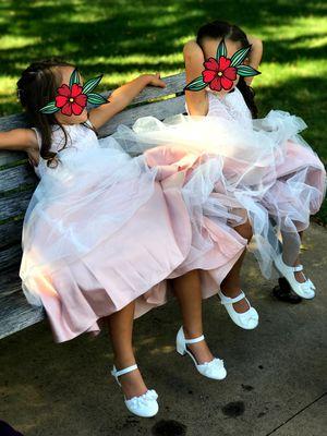 3 flower girl dresses for Sale in Dearborn, MI