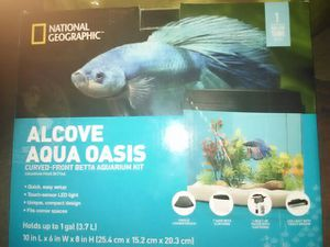 1 gallon fish tank for Sale in Pittsburgh, PA
