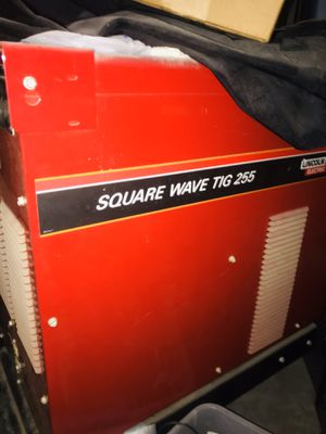 Unit Only and Power Supply No Cooler No Accessories Power si Square Wave Tig 255 Welder Uni for Sale in San Antonio, TX