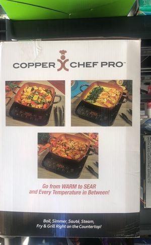 Copper chef pro for Sale in Chula Vista, CA