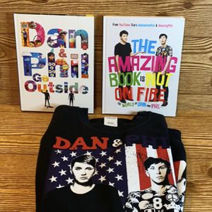 Dan & Phil Fan Pack for Sale in Hillsboro, OR