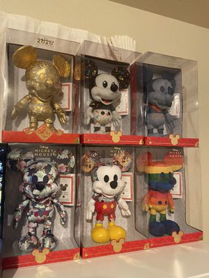 Mickey plush for Sale in Los Angeles, CA