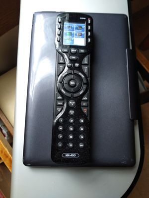 Universal Remote Control Smart Home Remote up to 16 devices MX-450 for Sale in Indianapolis, IN