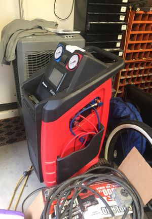 Snap on ac machine 1234yf for Sale in Phoenix, AZ