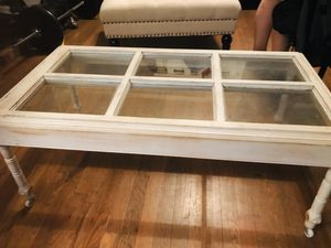 Vintage window coffee table for Sale in Fresno, CA