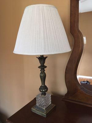 Table lamp for Sale in Arlington, VA