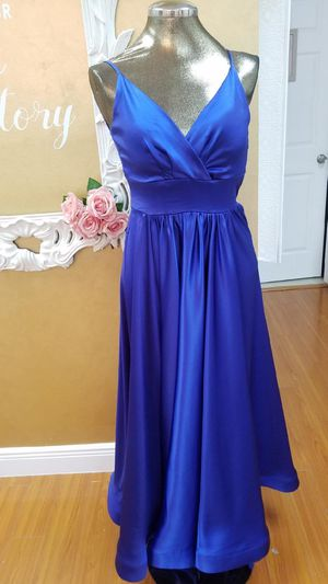 Royal Blue Prom Dress for Sale in Miami, FL