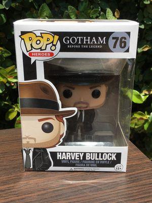 Funko Pop Gotham #76 Harvey Bullock for Sale in Whittier, CA