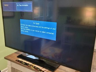 "Samsung ""55 Tv for Sale in Lovettsville,  VA"