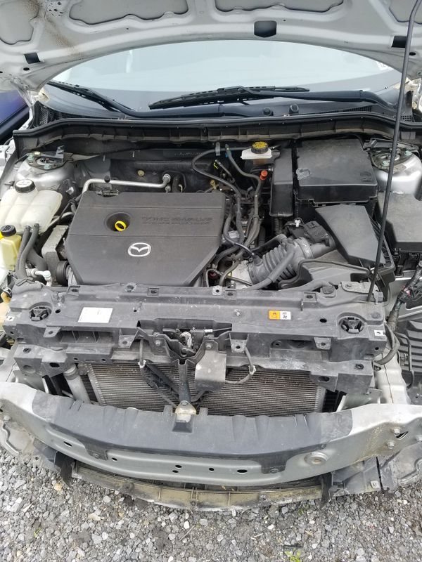 2010 Mazda 3 engine and transmission parts only not whole vehicles