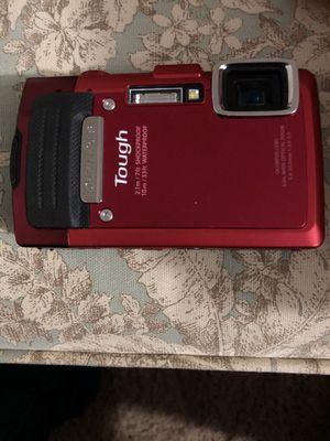Olympus tough TG 830 digital camera for Sale in Spanaway, WA
