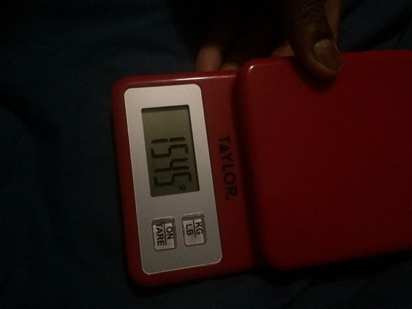 Weed scale
