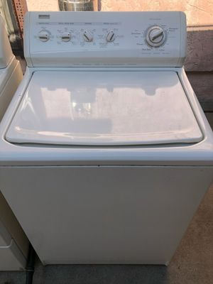 Washer dryer for cheap kenmore price negotiable hit me up for Sale in El Monte, CA