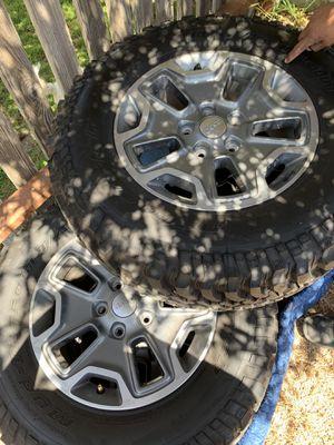 Jeep Rubicon JK Stock Wheels for Sale in Salinas, CA