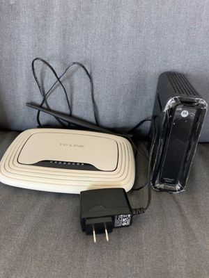 Modem And Router for Sale in Plano, TX