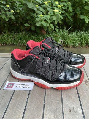 Bred Low Jordan 11s for Sale in Washington, DC