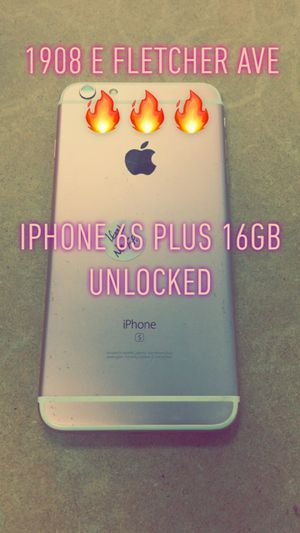 iPhone 6s Plus for Sale in Tampa, FL