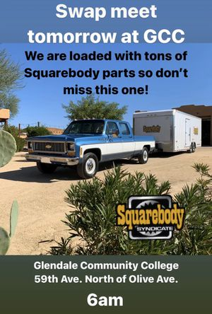 Tons of 1973-87 chevy GMC truck parts for Sale in Cave Creek, AZ