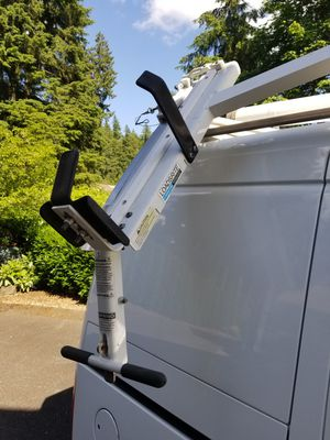 Loadsrite articulating ladder and utility rack for Sale in Redmond, WA